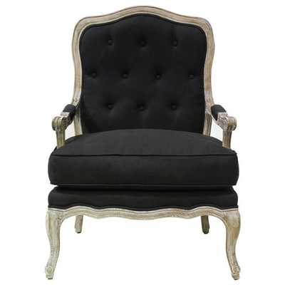 "French Country 25.1"" Armchair - Wayfair"