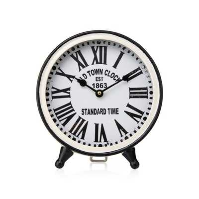 Otto Table Clock - Mercer Collection