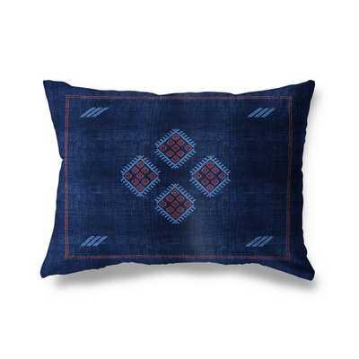 Stellan Kilim Cotton Lumbar Pillow - Wayfair