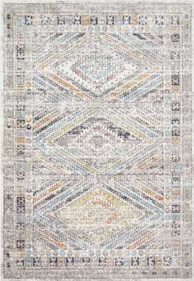 DN-01 IVORY / MULTI - Loma Threads
