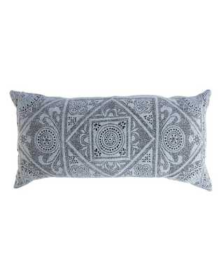 KOKO PILLOW WITH DOWN INSERT - McGee & Co.