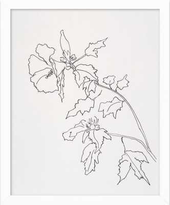Rose of Sharon Flower - Artfully Walls