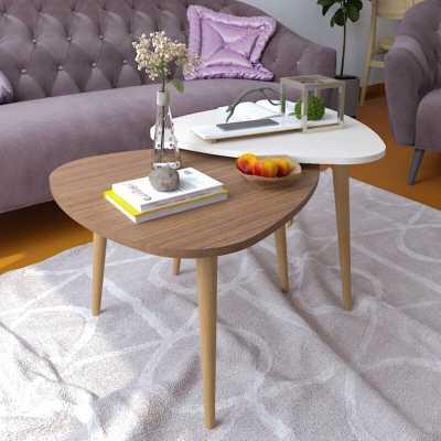 Wanneroo 2 Piece Coffee Table Set - Wayfair
