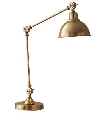 "DEEGAN 31"" DESK LAMP - Perigold"