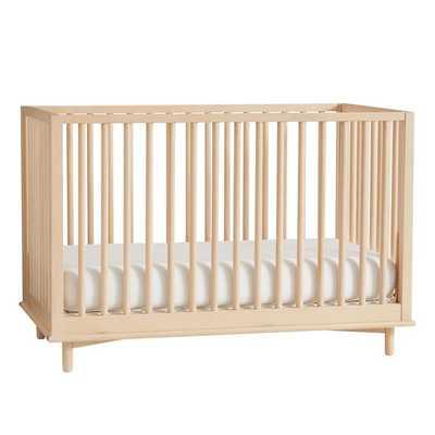 Nash Convertible Crib, Natural - West Elm