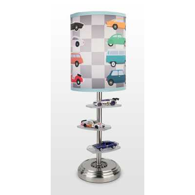 "Automobile Collectors 22"" Table Lamp - Wayfair"