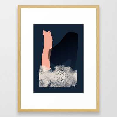 Kappa Framed Art Print - Society6