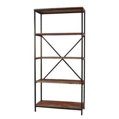 Defranco Bookcase - Wayfair