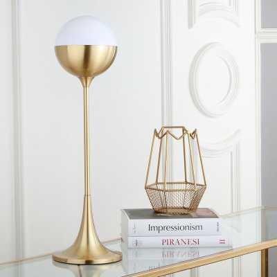 """Asaad 27"""" Table Lamp - Wayfair"""