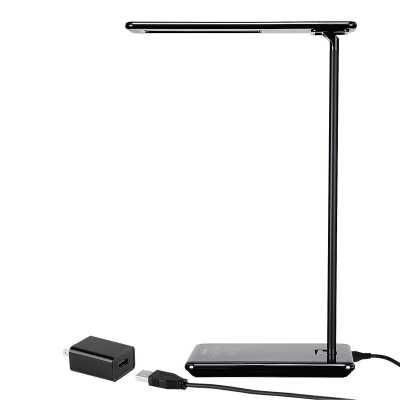"Dimmable 15.74"" Desk Lamp, Black - Wayfair"