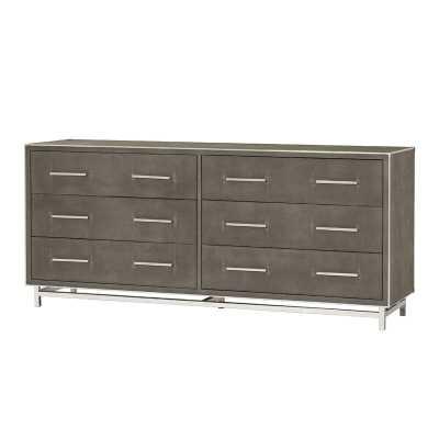 Mansfield 6 Drawer Double Dresser - Perigold