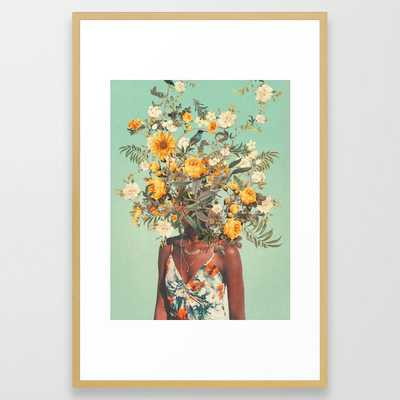You Loved me a Thousand Summers ago Framed Art Print - Society6