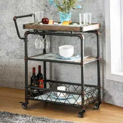 Oakfield Bar Cart - Birch Lane