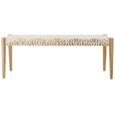 Bradbury Solid Wood Bench - AllModern