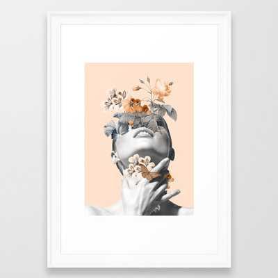 Inner beauty 4 Framed Art Print - Society6