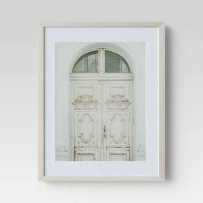 "16""X20"" Doors Framed Print - Threshold™ - Target"