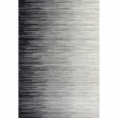 Mercury Row Colunga Black Area Rug - 8x10 - Wayfair