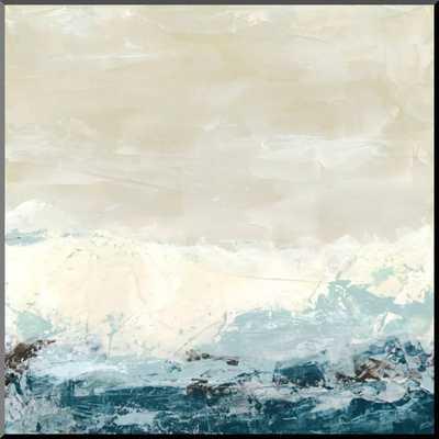 """Coastal Currents II, 22""""x22"""" - art.com"""