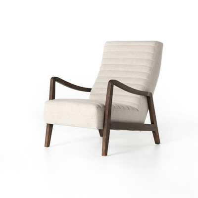 Chance Chair / Linen Natural - Burke Decor