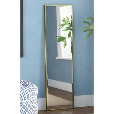 "58"" Floor Full Length Mirror - Wayfair"