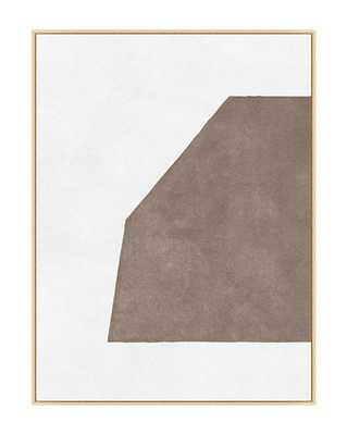 ENTERING SHAPE 2 Framed Art - McGee & Co.
