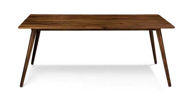 Seno Walnut Dining Table For 6 - Article