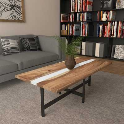 Eldridge Solid Wood Coffee Table - Wayfair