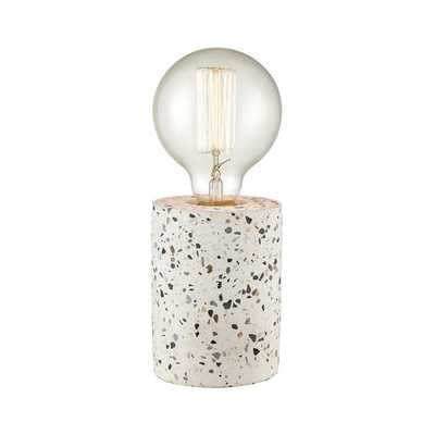 MULTI MARBLED TABLE LAMP - Shades of Light