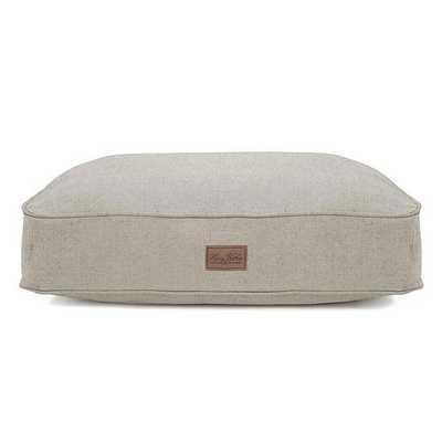 Ballard Designs Harris Rectangle Dog Bed Gray Medium - Ballard Designs
