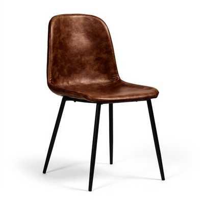 Mattison Side Chair - Tobacco - Set of 2 - AllModern