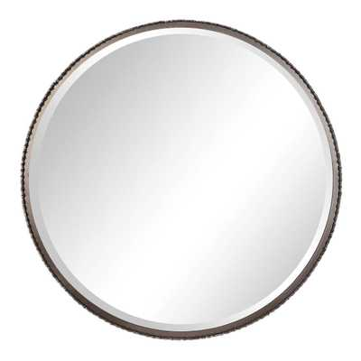 Ada Round Mirror - Hudsonhill Foundry