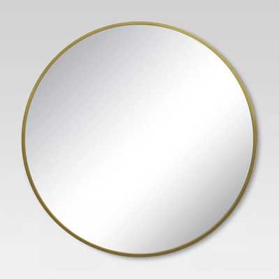 Circular Decorative Wall Mirror - Project 62™ - Target
