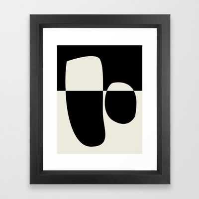 // Reverse 02 Framed Art Print by Mpgmb - Society6