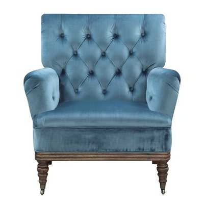 Botsford Armchair - marine blue - Wayfair