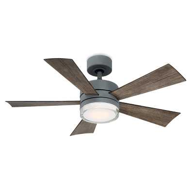 Wynd 5 Blade Outdoor LED Ceiling Fan - Wayfair