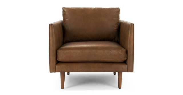 Burrard Bella Armchair - Bella Tan - Article