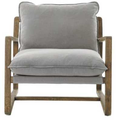 Four Hands Ace Accent Arm Chair - Hayneedle
