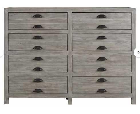 Dag 8 Drawer Double Dresser - Wayfair
