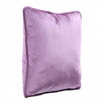 Velvet Pillow Purple - Zuri Studios