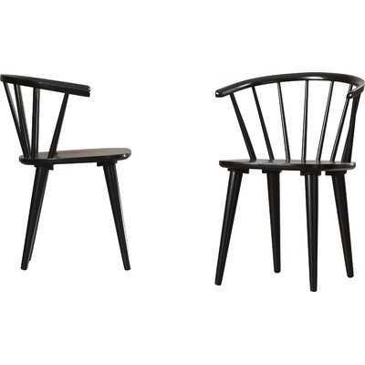 Alberta Side Chair-set of 2 - Wayfair