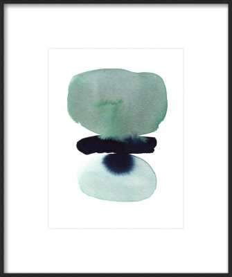 zen stack final frame size 12x14 - Artfully Walls