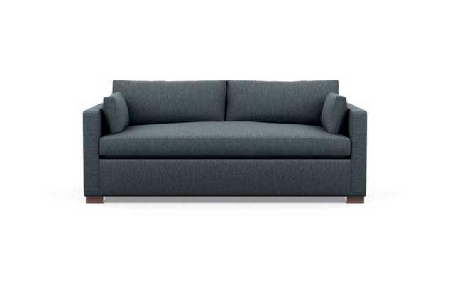 Charly Sofa in Rain Fabric with Black  legs - Interior Define