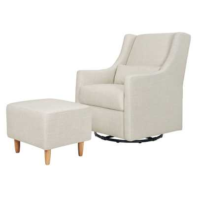 Toco Swivel Glider and Ottoman by babyletto - Wayfair