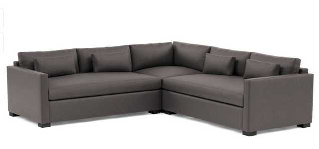 CHARLY Corner Sectional Sofa - Interior Define
