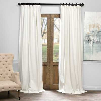 Bryce Solid Max Blackout Thermal Rod Pocket Curtains - Wayfair