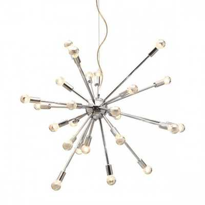 Physics Ceiling Lamp - Zuri Studios