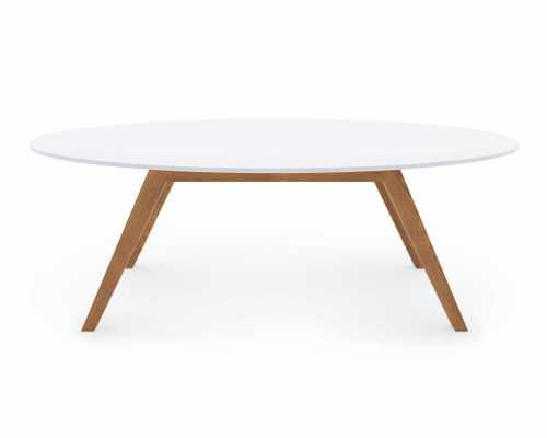 Dolf Oval Coffee Table - Rove Concepts