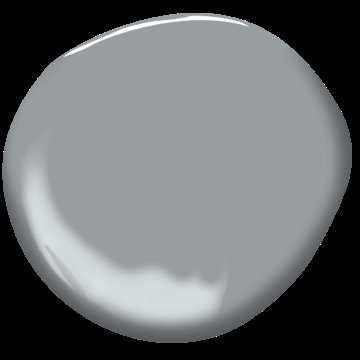 Pewter 2121-30, Aura® Interior Paint, Satin, Gallon Size - Benjamin Moore