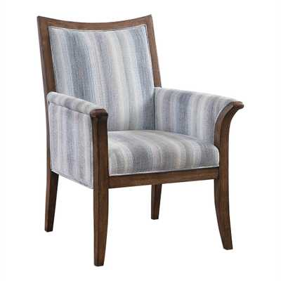 Safiya, Accent Chair - Hudsonhill Foundry