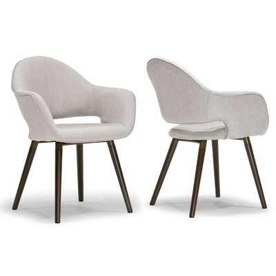 Adel Upholstered Dining Chair - Wayfair